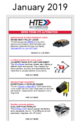 Automation Newsletter January 2019