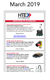 Automation Newsletter March 2019