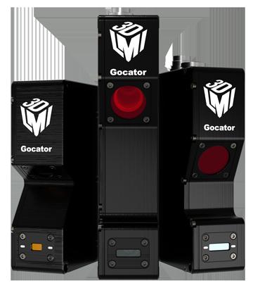 Gocator 3D Machine Vision