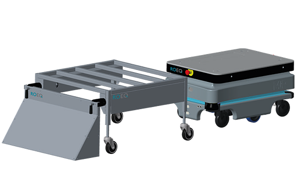 Cart300 for use with MiR Autonomous Mobile Robots